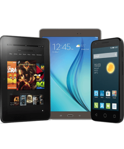 MOBILES, TABLETS & MORE